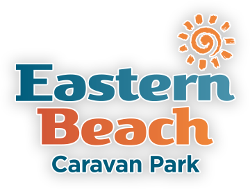 Logo for Eastern Beach Caravan Park, Caister-on-Sea, Norfolk