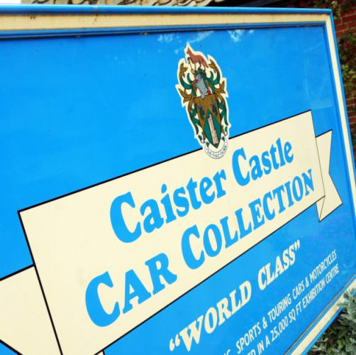 Caister Castle Car Collection, Norfolk.