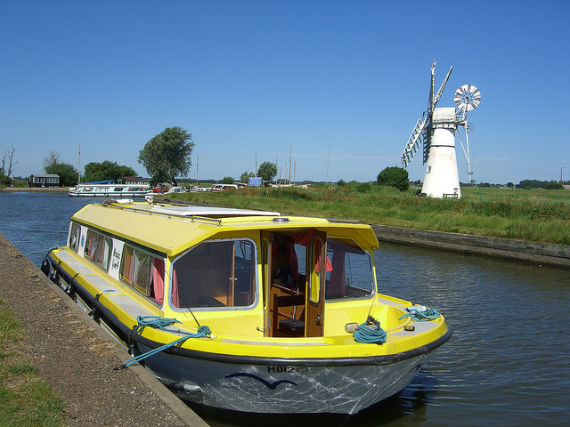 5 Things To Do on the Norfolk Broads