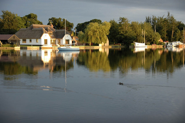 5 Things You Probably Didn't Know about the Norfolk Broads