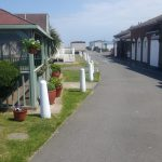 View of Eastern Beach Caravan Park