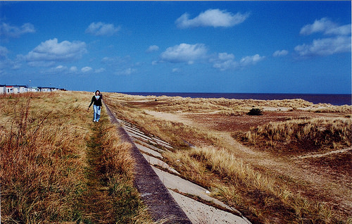 Top Coastal Walks Near Great Yarmouth
