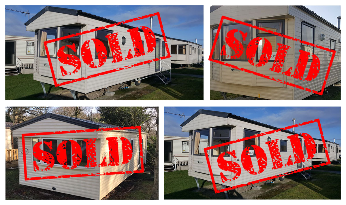 sold caravans - June 2018