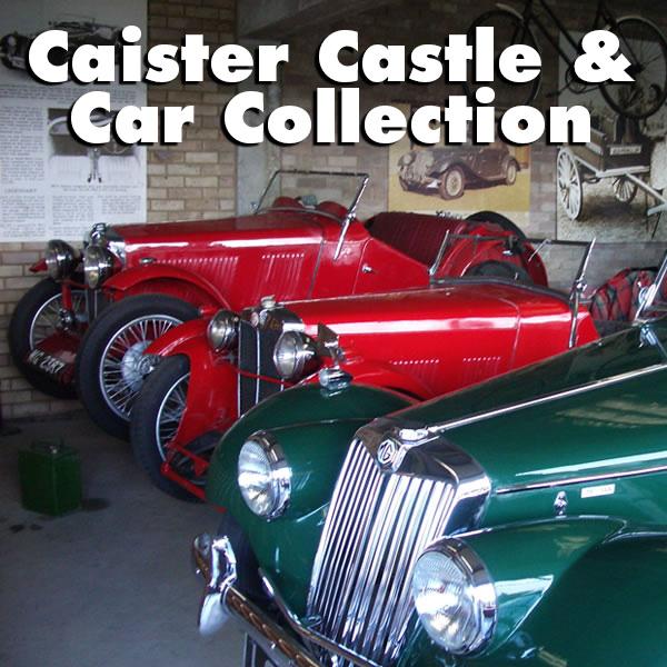 Caister Castle Cars