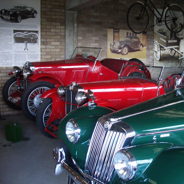 Caister Castle Cars