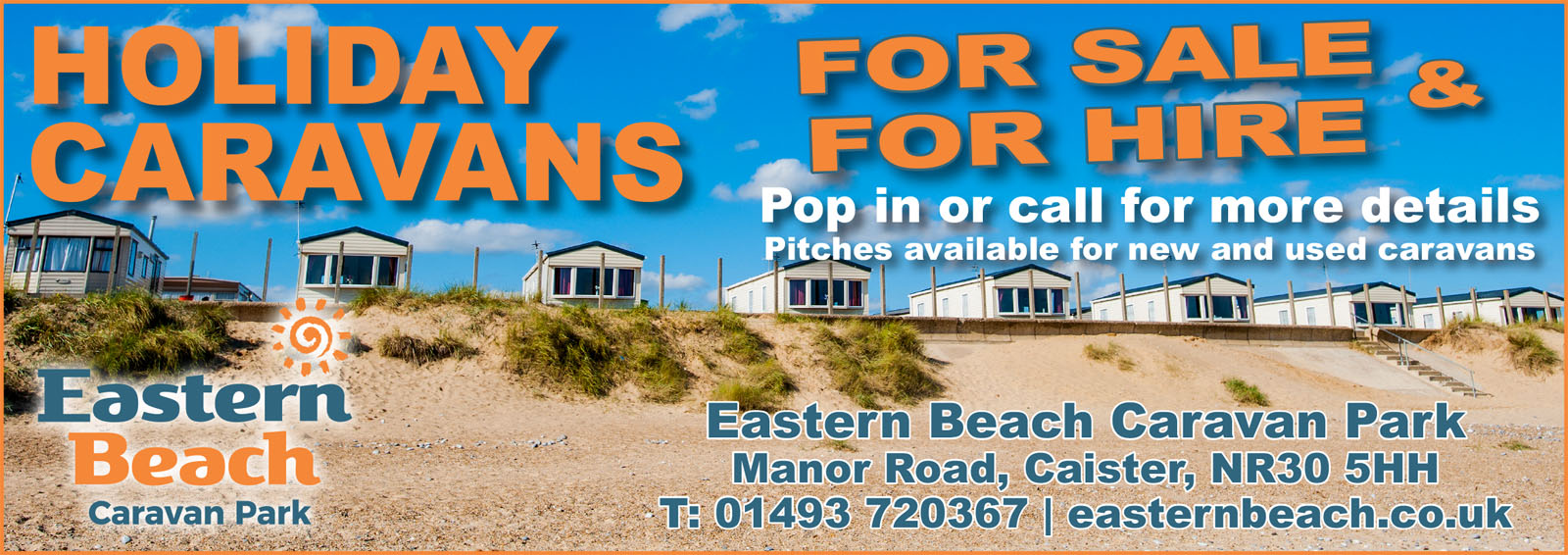 2019 Caravans For Sale Poster